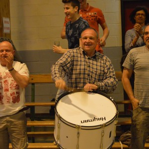 Minimes provinciaux champions 2015